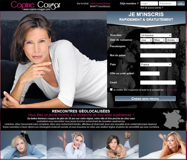 Contact site rencontre